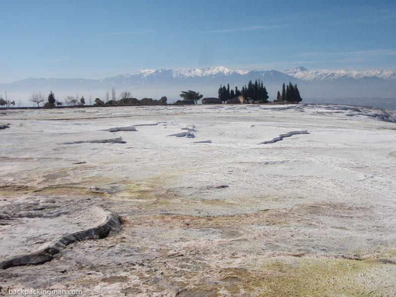 Pamukkale In Winter (With Thermal Water Cures)