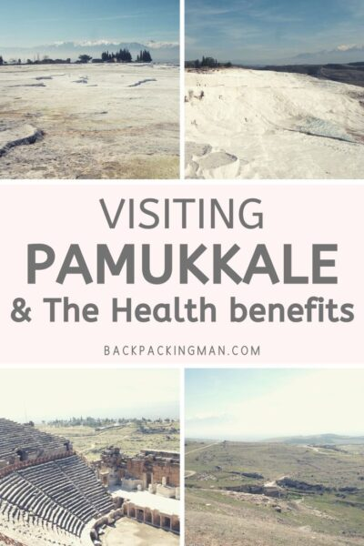 pamukkale travel and health benefits