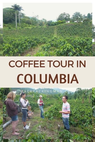 Columbia coffee haciendas