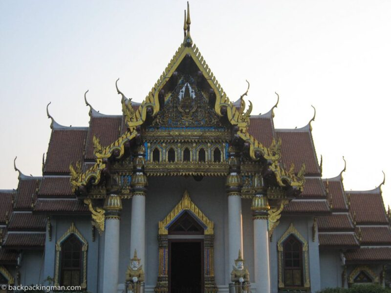 thai temple Bodhgaya