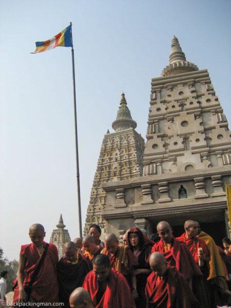 mahabodhi temple bodh gaya