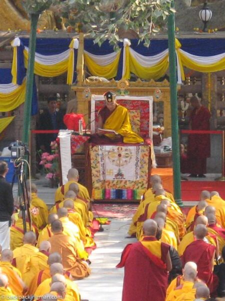 buddhist seminar bodh gaya india
