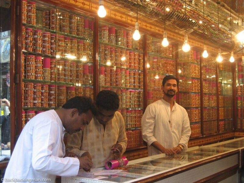 Hyderabad gold shop