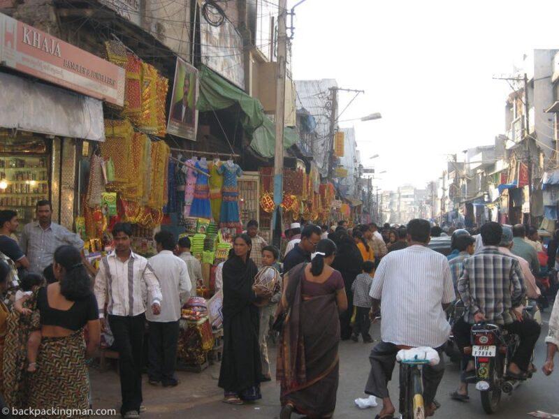 Hyderabad streets