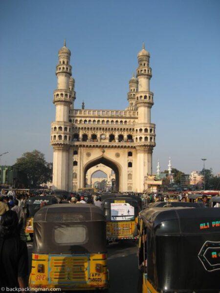 Hyderabad archway