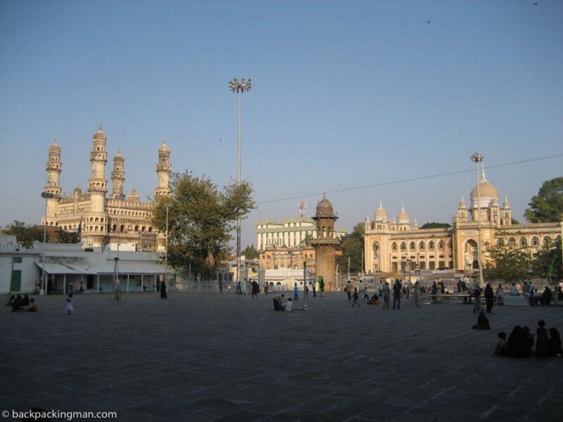 Hyderabad square