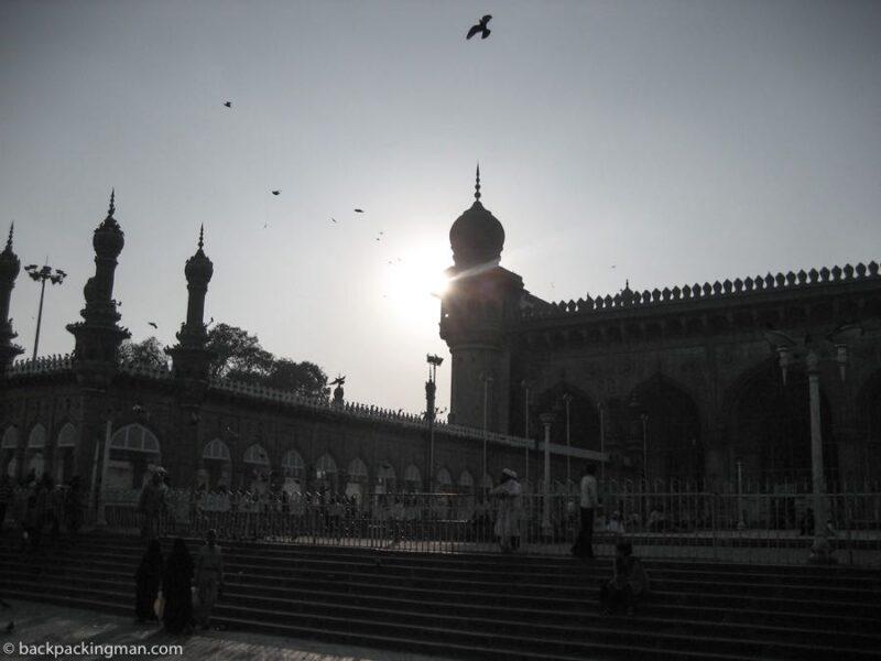 Hyderabad sunset