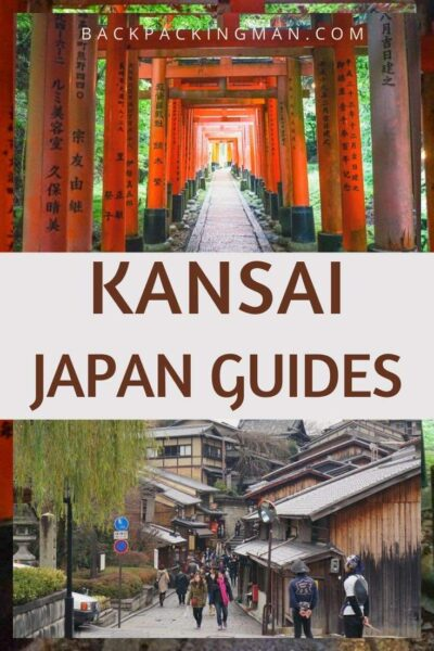 guide to the Kansai region of Japan