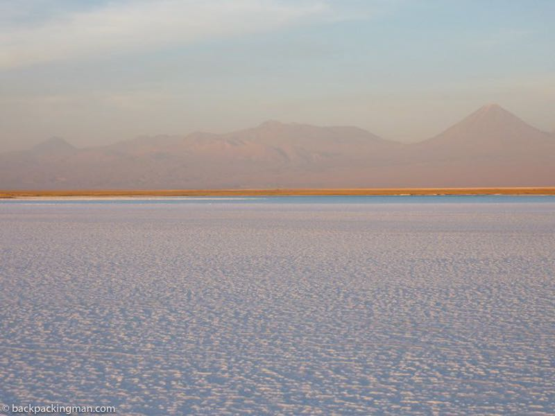 San Pedro de Atacama & The Salar de Atacama (Salt Flats)