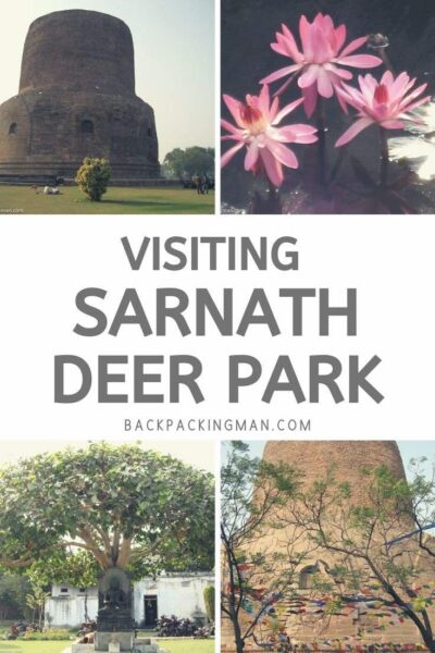 sarnath buddhism india travel