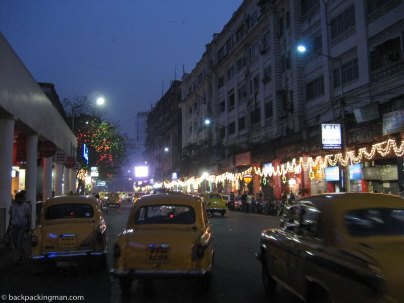 yellow cab Kolkata