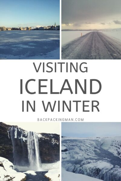 visiting Iceland in winter travel