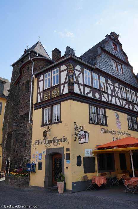 cafes in cochem