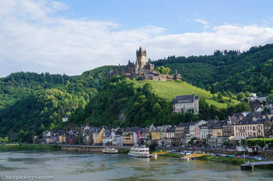 Cochem & The Reichsburg Castle Day Trip (Moselle Valley)