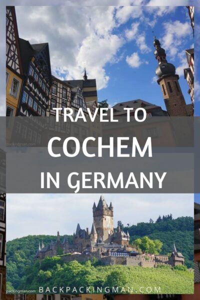 travel guide to cochem in Germany