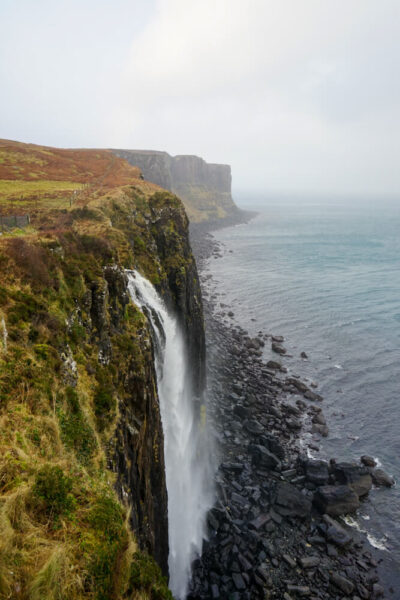 waterfall Scotland
