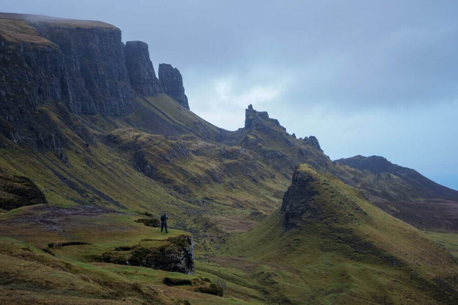 scenery Isle of Skye