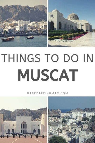 things to do in muscat Oman travel