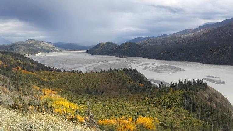 wrangell-st-elias national park alaska