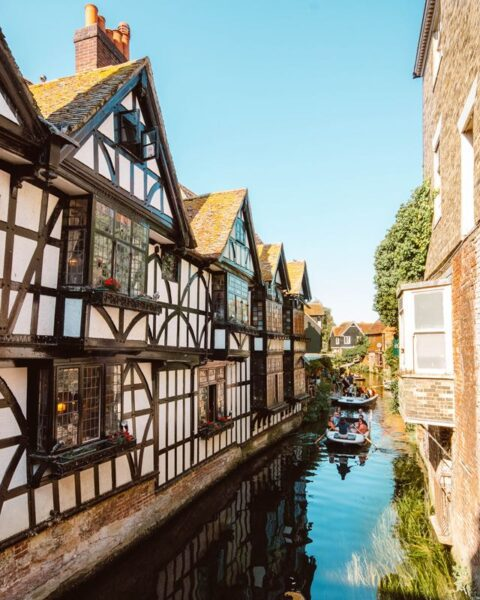 things to do in Kent England canterbury Kent houses