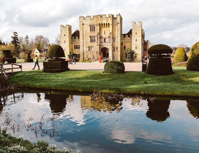 castle in Kent England