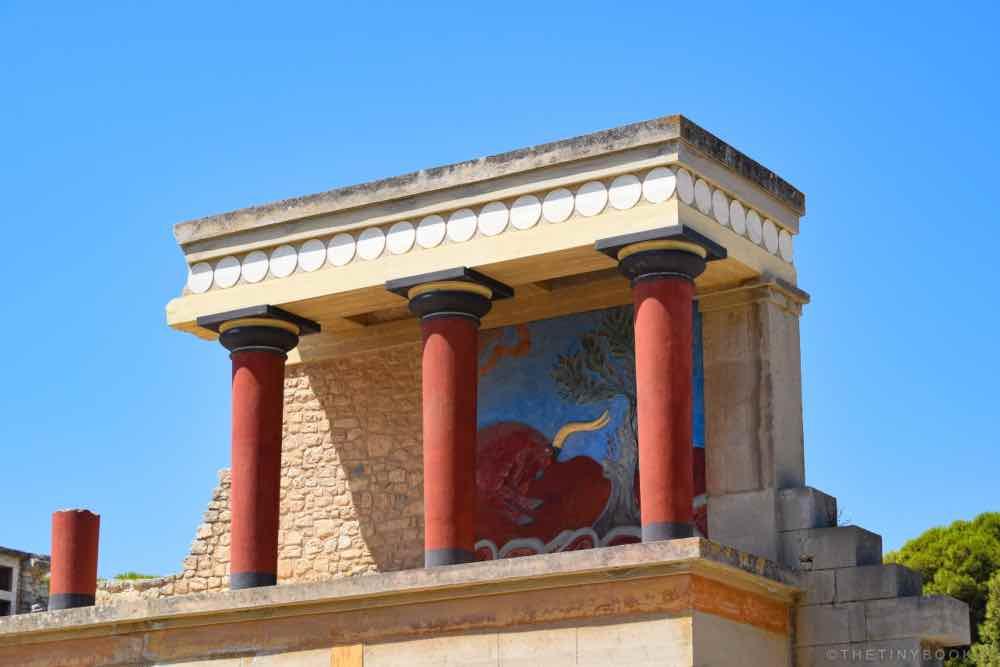palace crete