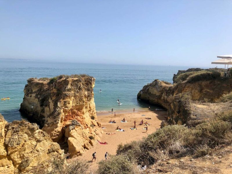 things to do in lagos Portugal beaches