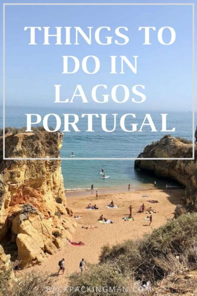 travel guide to things to do on lagos Portugal