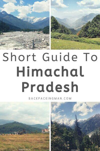 India Himalaya travel Himachal Pradesh