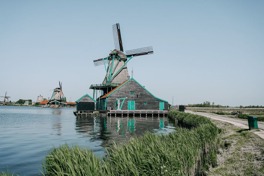 places to visit near Amsterdam