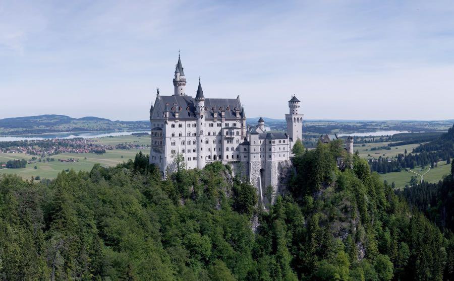 castles near Munich