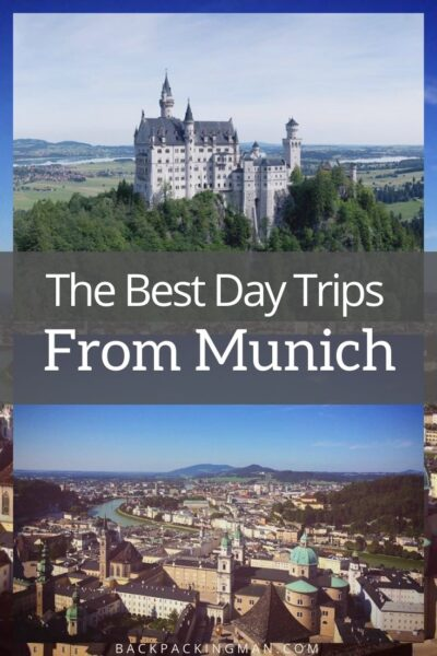 day trips from Munich Germany