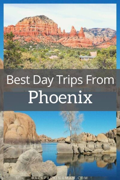best day trips from Phoenix
