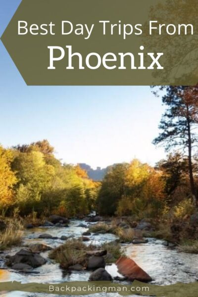day trips from Phoenix Oak Creek