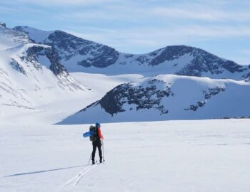 Jotunheimen National Park Hiking In Norway