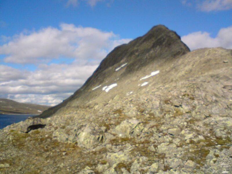 hiking in Norway bessegen