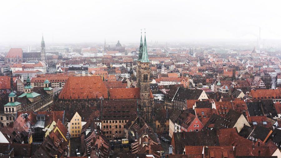Nuremburg City Germany