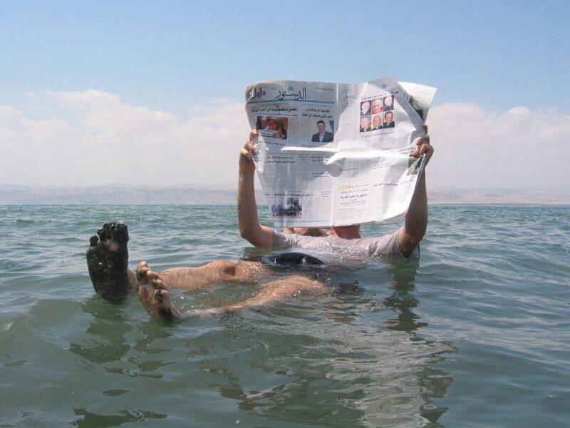 Dead Sea day trip from Jerusalem
