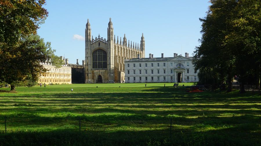 Cambridge day trips from London