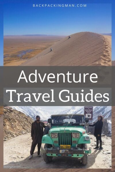 adventure travel guides