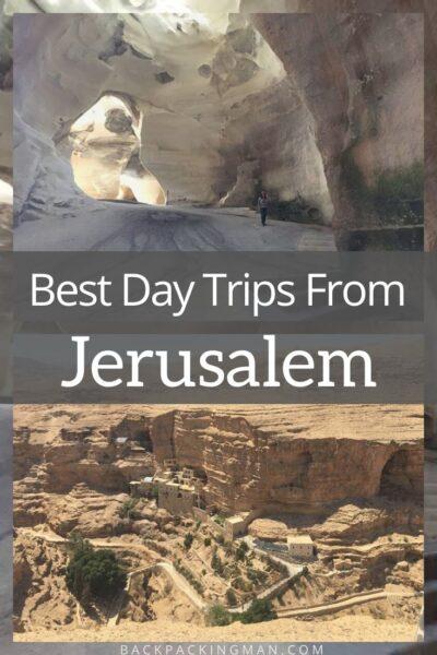 Jerusalem day trips