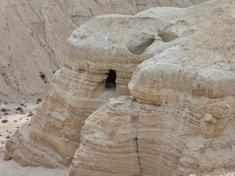 Qumran day trip from Jerusalem