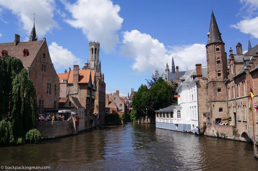 The Best Things To Do In Bruges Belgium