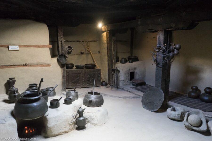 baltit fort kitchen
