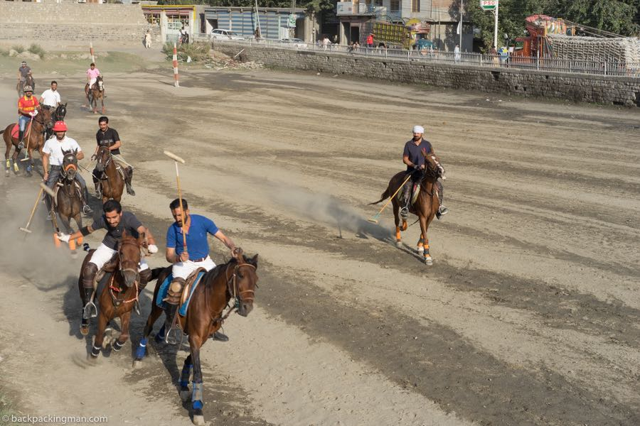 polo in chitral pakistan