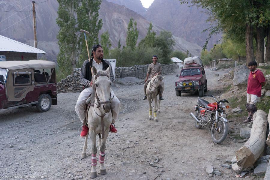 broke village shandur pakistan