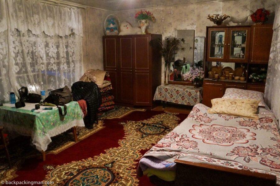 homestay in Arslanbob