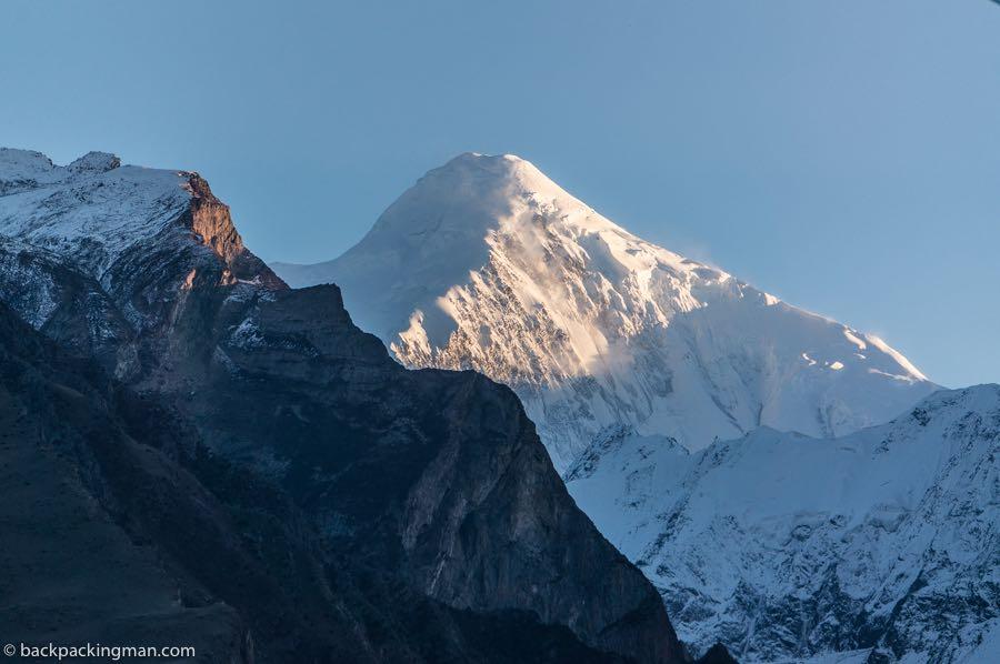 Diran mountain