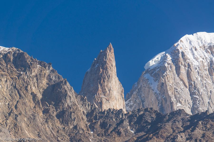 ladyfinger peak karimabad