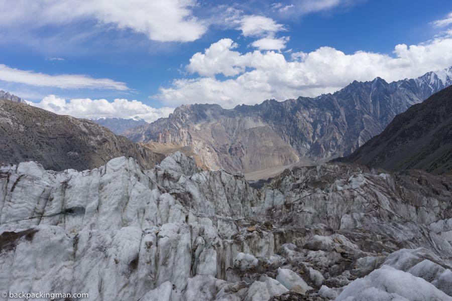 Passu Glacier Hunza valley pics
